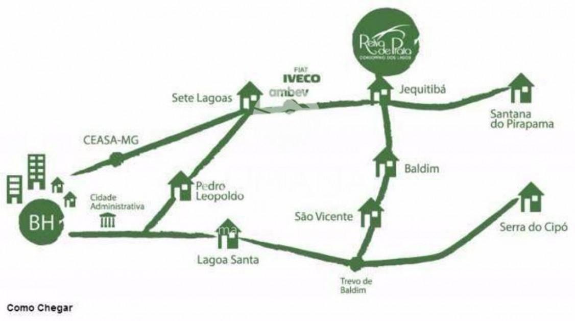 RELVA DE PRATA - COND. DOS LAGOS - Foto 12 de 12